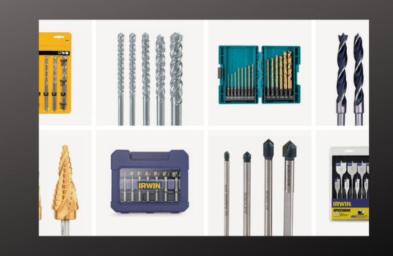 Best Drill Bit Sets for Every Job 2021