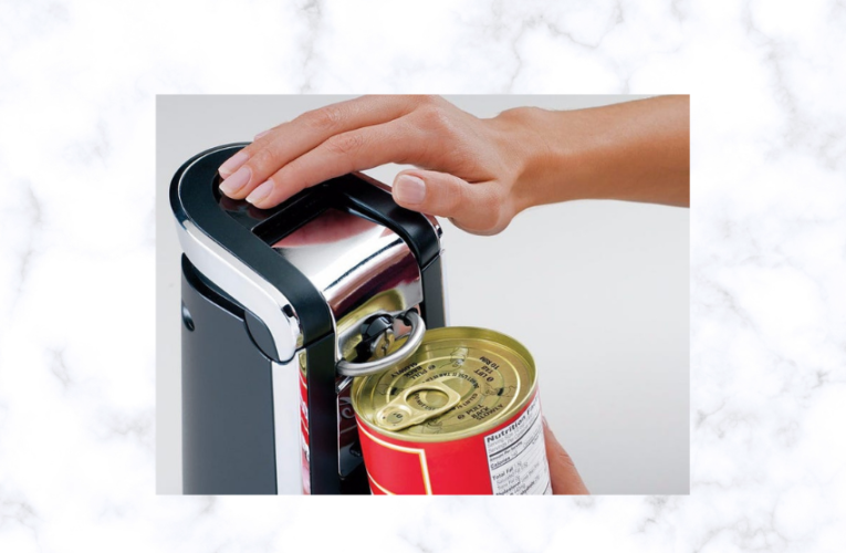 Best Electric Can Openers of 2021
