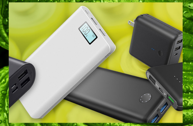 The Best Power Banks Portable Chargers 2021